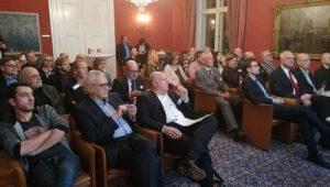 """Bild von der Veranstaltung """"25 Jahre ISOC.DE"""""""